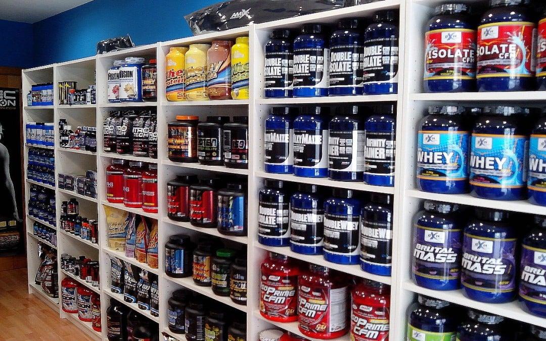Suplementos, ejercicio y salud.