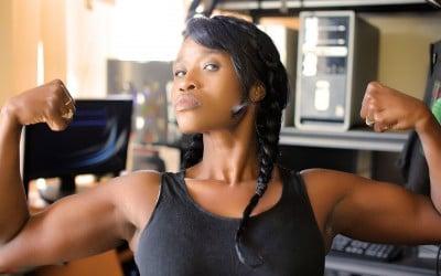 Construir músculo en mujeres, mucho más difícil de lo que imaginas.