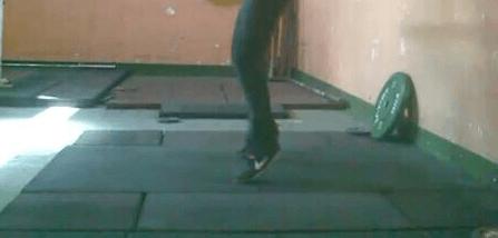 Calzado halterofilia 02