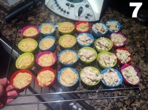 Muffins de chía 07