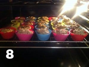 Muffins de chía 08