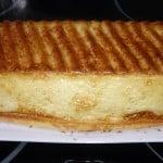 Tarta de queso y tofu