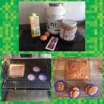 Flan de proteínas al horno