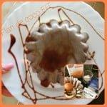 Flan de coco fit