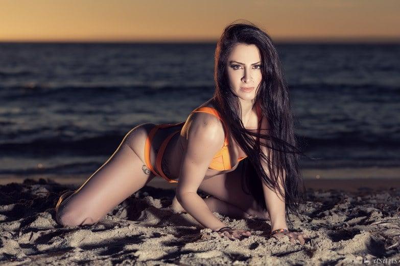 Marina Pellicier: Un pececito luchando por su sueño de ser sirena