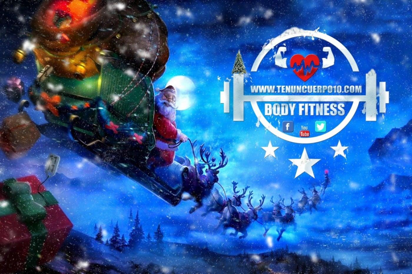 Sorteo de Navidad Fitness