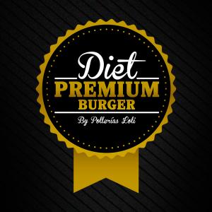 Diet Premium Burger