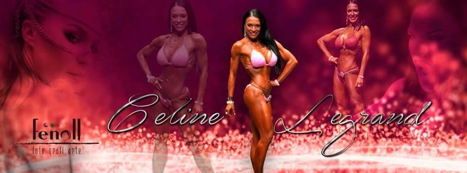 Céline Legrand: Mi cambio, mi victoria