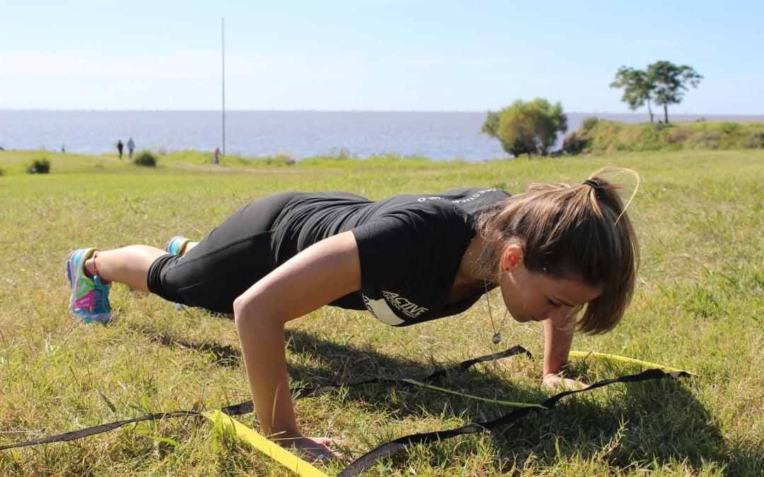 Entrenamiento funcional: Análisis de movimientos