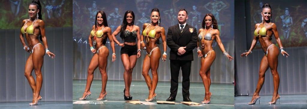 Adriana Rico campeonato España