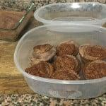 Muffins de proteínas sabor chocolate