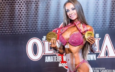 Katrin Shok: Fitness makes sense of my life