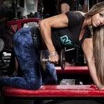 Daiana Estefanía Fernández: Elegí el camino del fitness