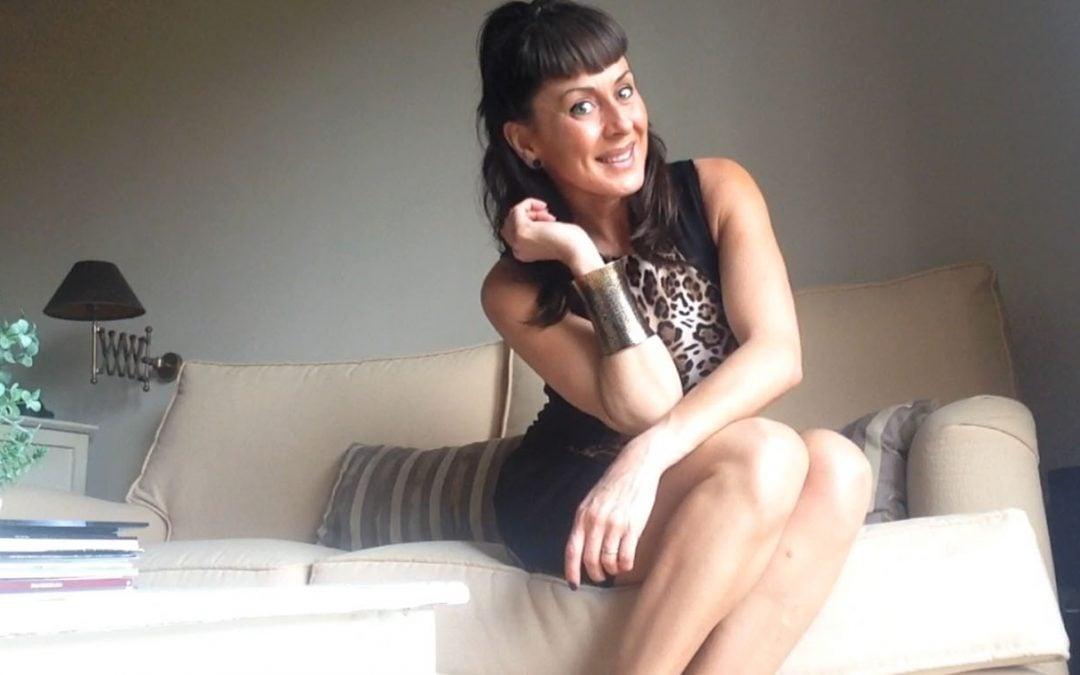 Gente TC10: Entrevista a Lola Valdivia