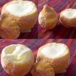 Sorbete de limón proteico