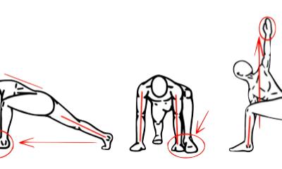 Entrenamiento funcional: La construcción de la movilidad