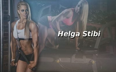 Helga Stibi: My goal is to live my dream and truly master life