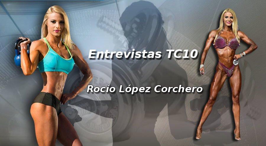 Rocío López Corchero: El fitness me ha aportado seguridad y valoración personal