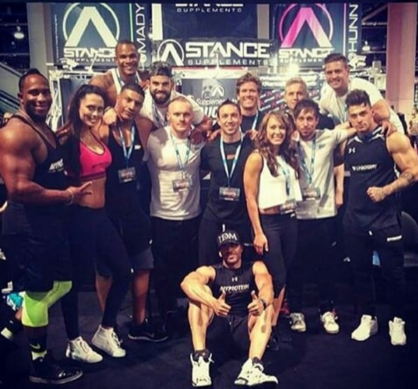 team-myprotein-olympia-weekend-2015