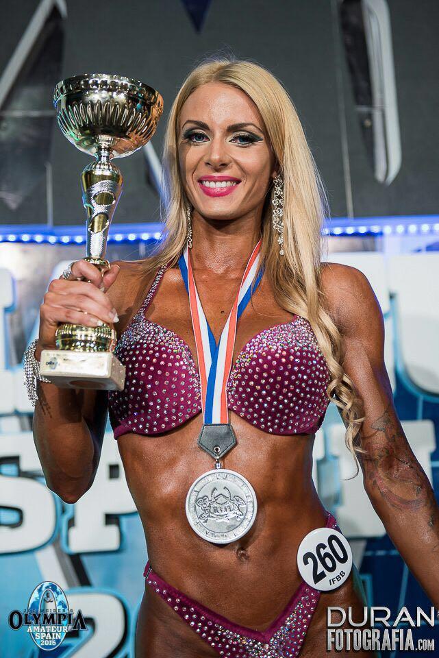 Rocio Lopez Corchero Olympia