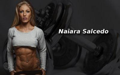 Naiara Salcedo: El fitness me ha enseñado a creer en mí