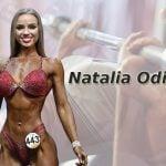 Natalia Odintsova: Campeona del mundo absoluta de bikini fitness 2016