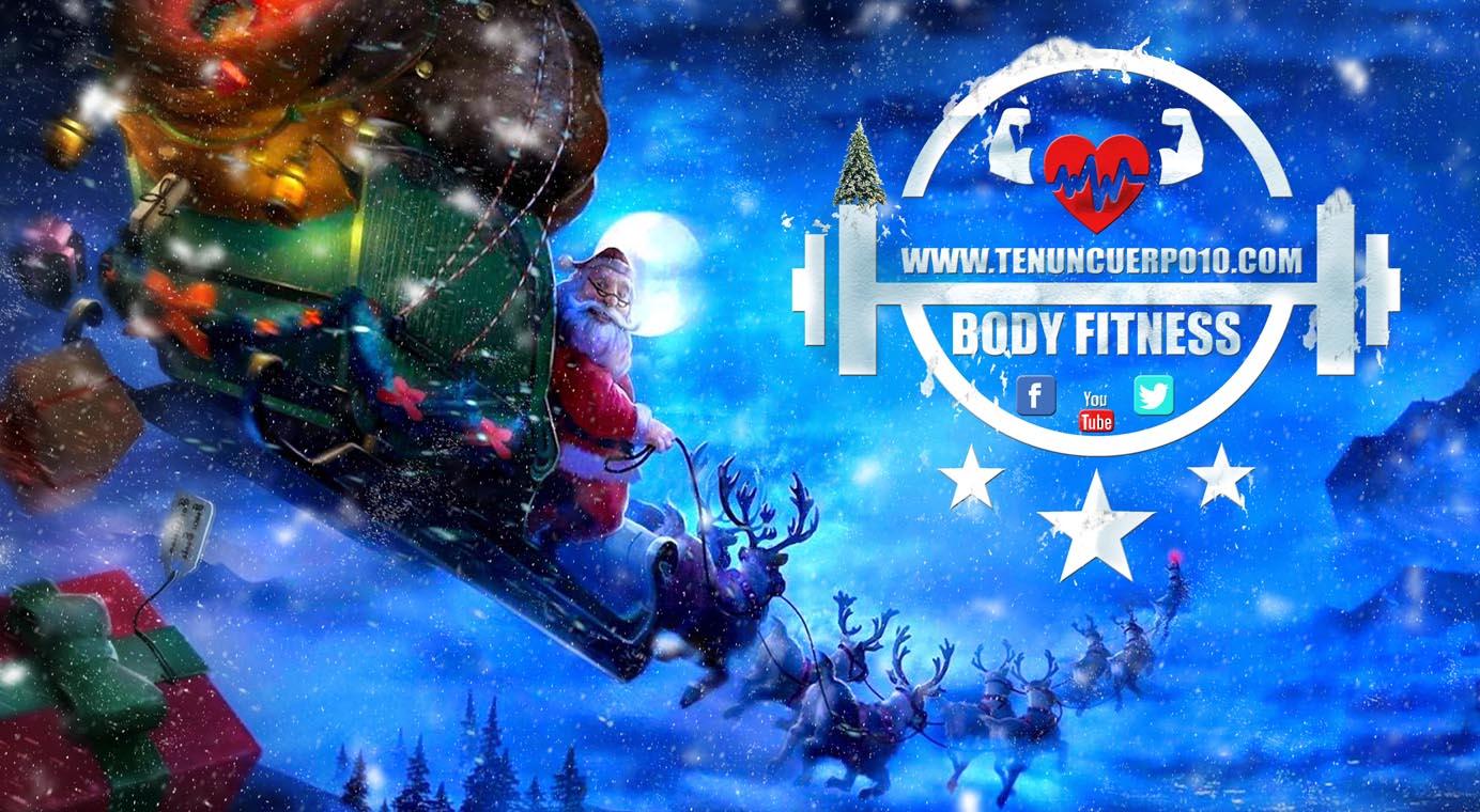 Sorteo de Navidad Fitness 2016
