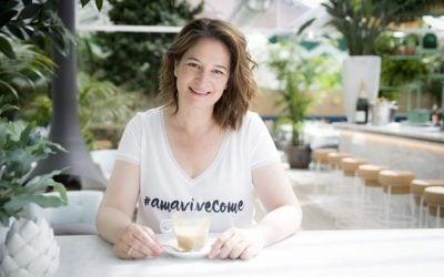 Ana Mayo: Ama, vive, come