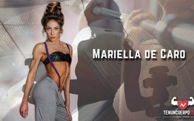 Mariella de Caro: Io e il mio bodybuilding