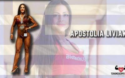Apostolia Liviaki: Cada éxito fue antes un sueño