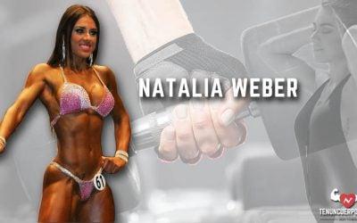 Natalia Weber: No pararé hasta ser campeona del mundo