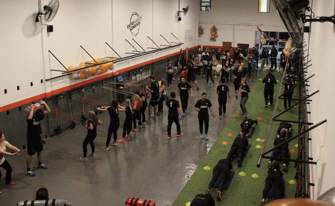 Los grandes beneficios del entrenamiento funcional