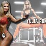 Yulia Romanova: Cuando estás en el escenario debes ser una diosa