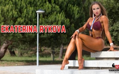 Ekarerina Rykova: Don't be afraid to compete with the strongest, NO ONE IS INVINCIBLE