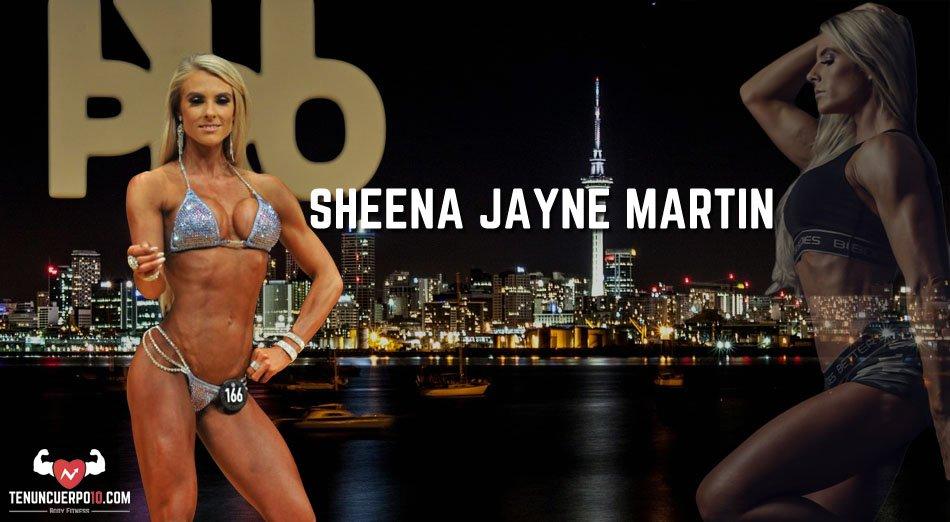 Sheena Jayne Martin: No tengo miedo al fracaso, tengo miedo a vivir una vida mediocre