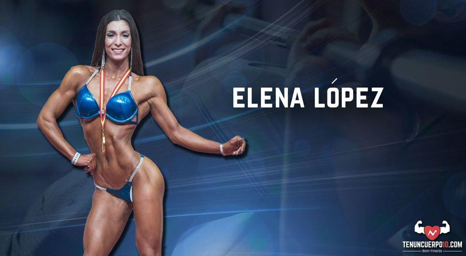 Elena López: Demostrarte a ti mismo donde puedes llegar es la mayor recompensa