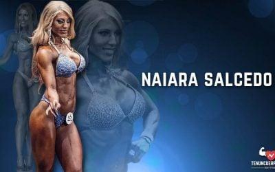 Naiara Salcedo: Ahora voy más segura a las competiciones