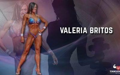Valeria Britos: Creo en el poder del deseo de conseguir un sueño