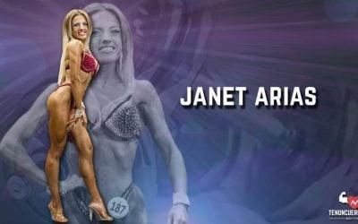 Janet Arias: Soy mejor persona desde que este es mi estilo de vida