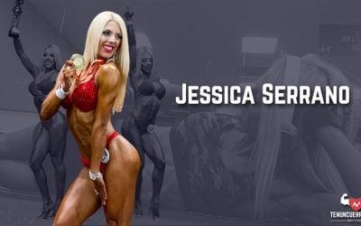 Jessica Serrano: Cambié mi actitud y empecé a cumplir sueños