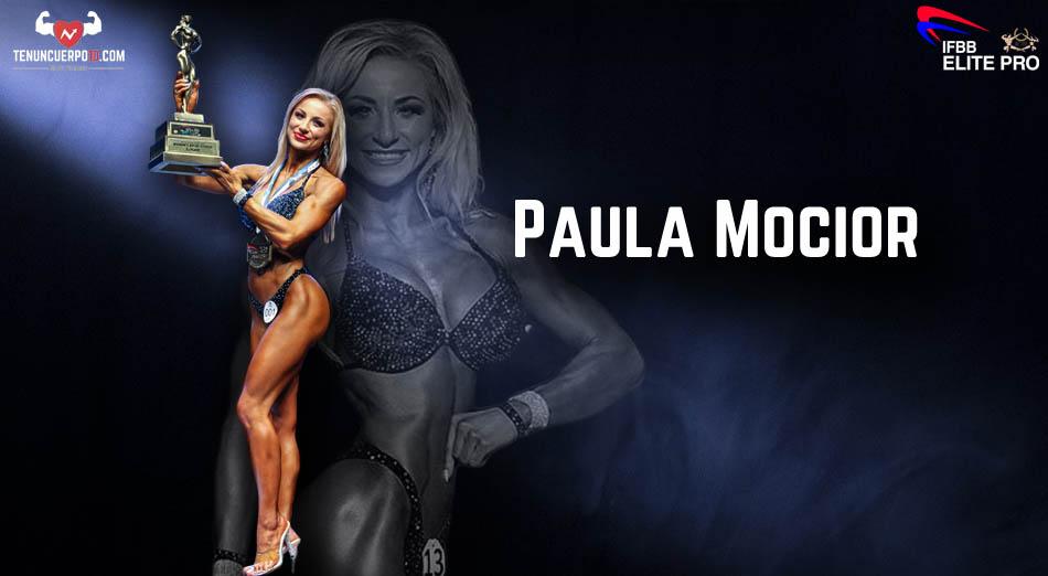 Paula Mocior: Ser PRO era mi sueño