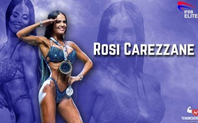 Rosi Carezzane: Champion is not the one who always wins, but the one who never gives up