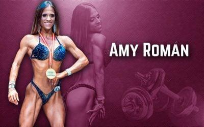 Amy Román: Me he demostrado a mi misma que no existen los límites