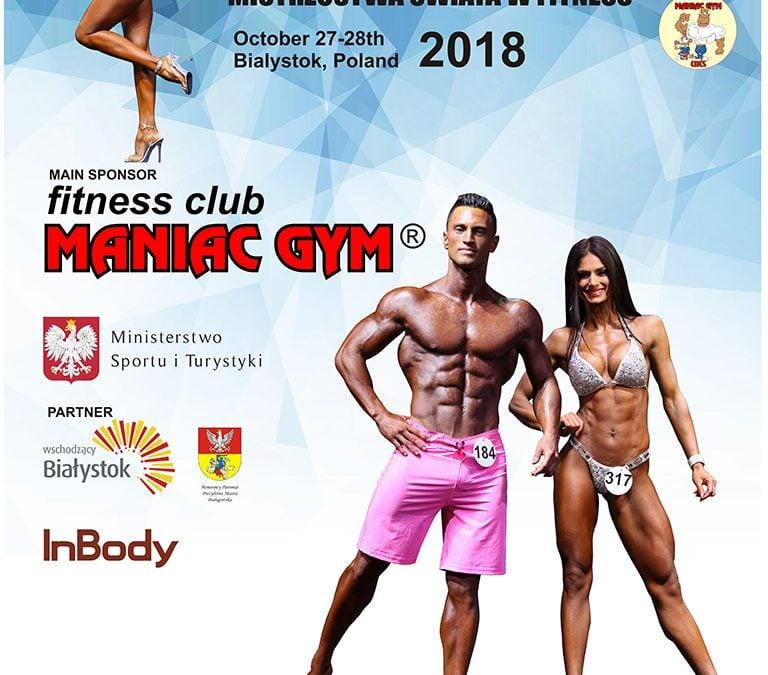 IFBB World Fitness Championships 2018