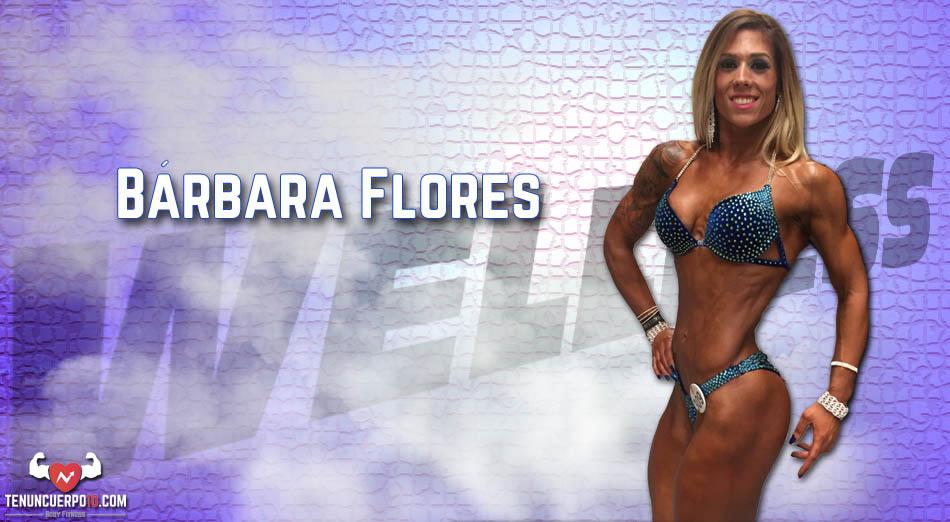 Bárbara Flores: Mi objetivo es llegar a ser profesional