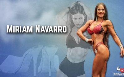 Miriam Navarro: Este deporte me hace sentir plena