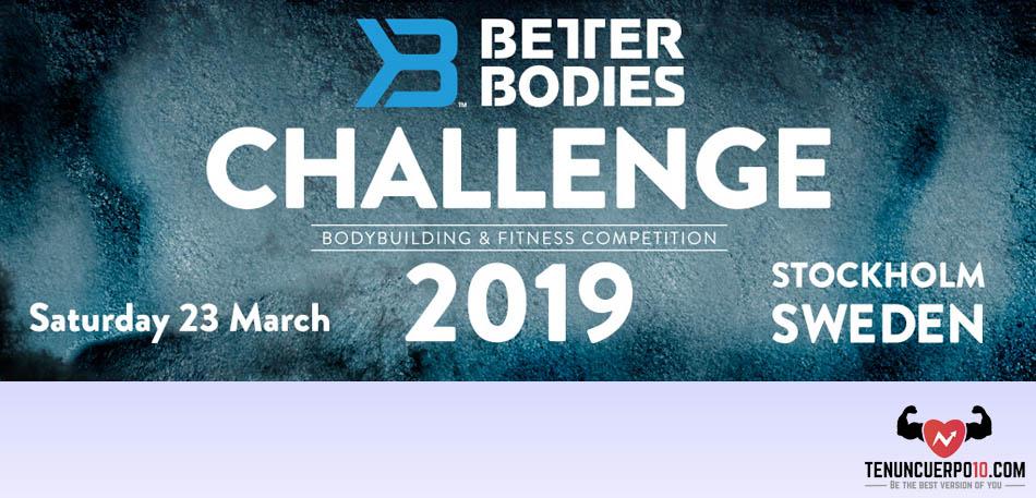 Better Bodies Challenge