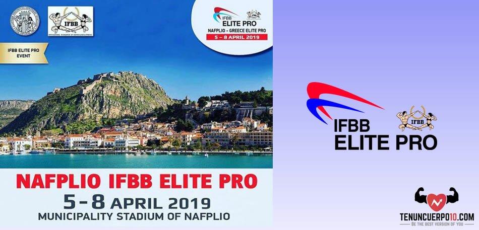 IFBB Elite PRO Nafplio