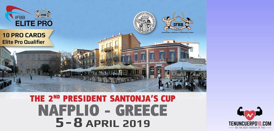 President Santonja Cup