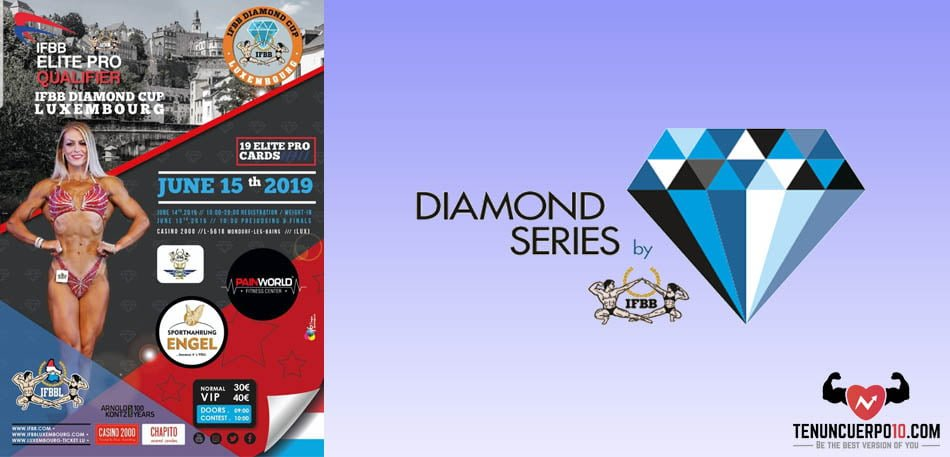 Diamond Cup Luxembourg 2019